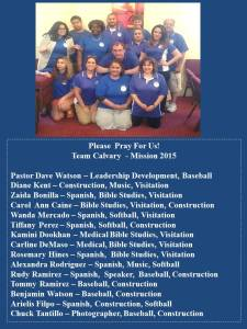 prayer card team cuba edA