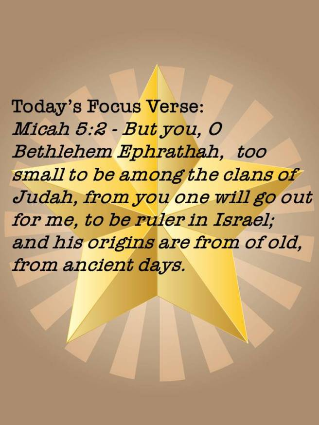 day 6 verse
