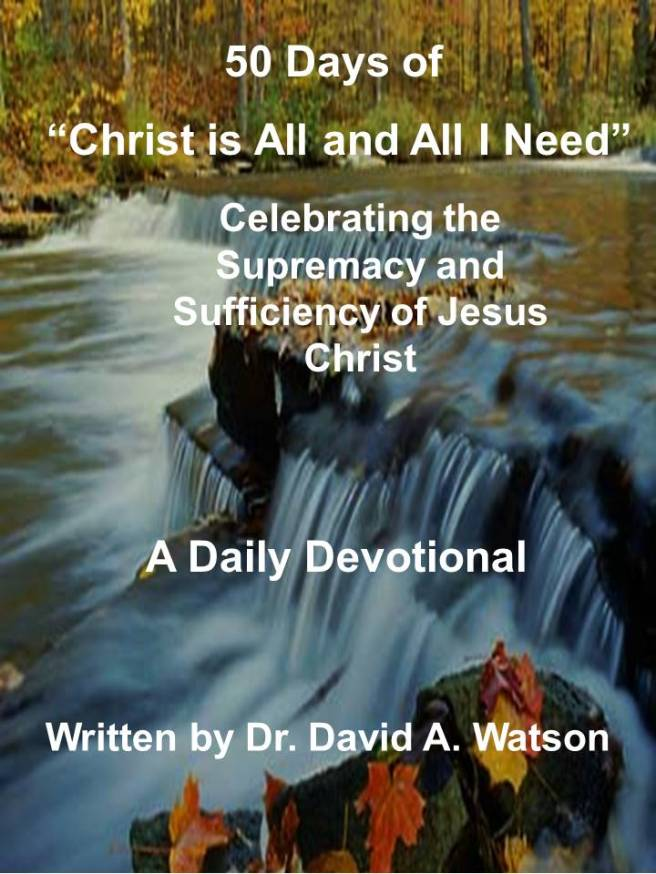 cover of devotions