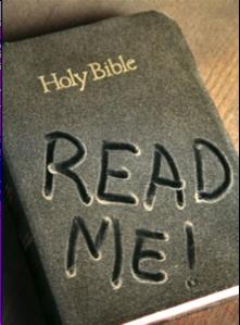 Bible dust