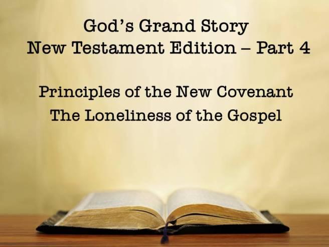 God's Grand Story - pt4
