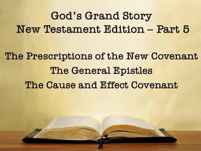 God's Grand Story - pt5