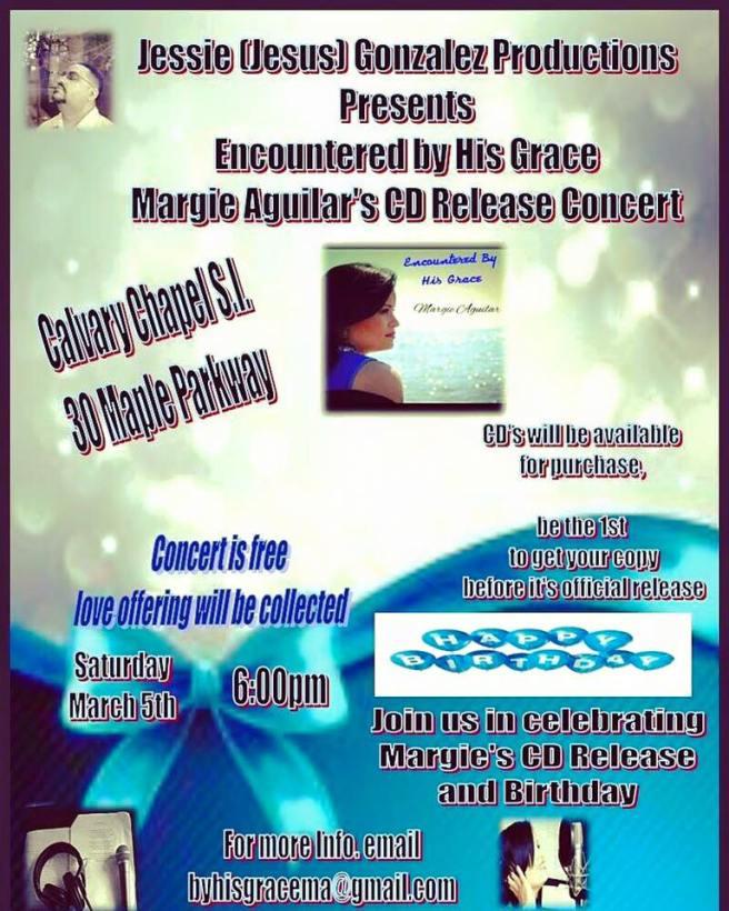 Margies event