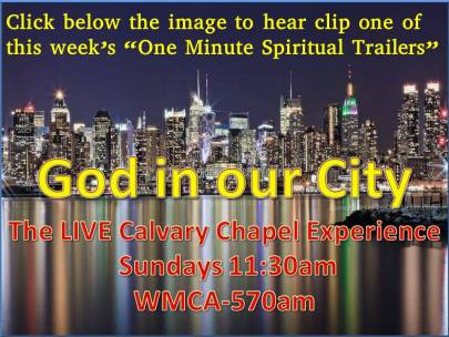 God in our city spiritual trailors1