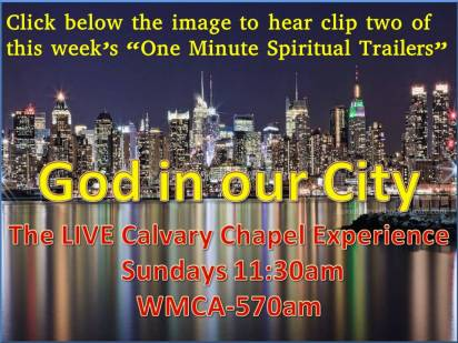 God in our city spiritual trailors2