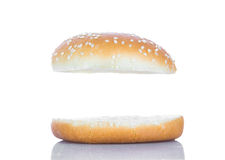 hamburger-bun-white-background-54417394