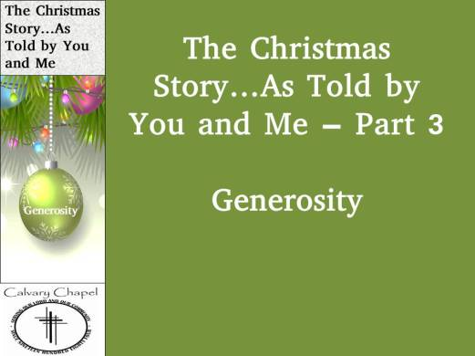 The Christmas Story as told by me and you pt3 template