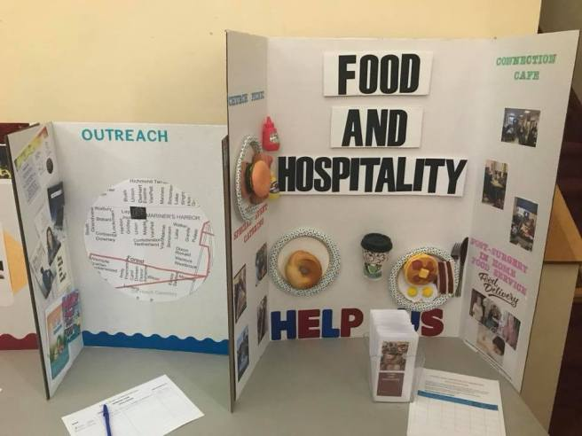 Outreach and Food and Hospitality