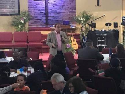 Pastor Dave Watson