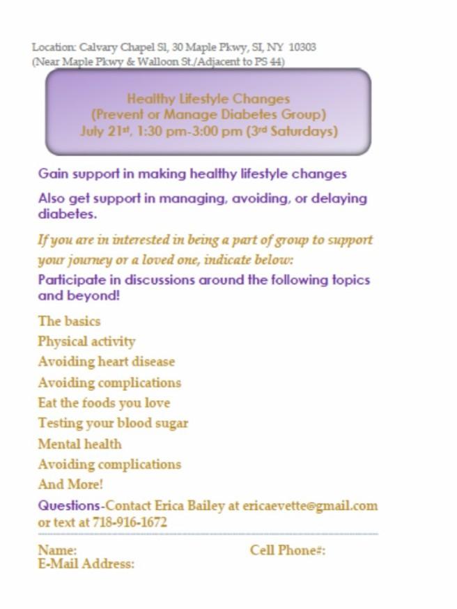 erica diabetes