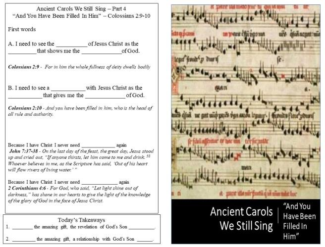 Ancient Carols We Still Sing4outlineblanks