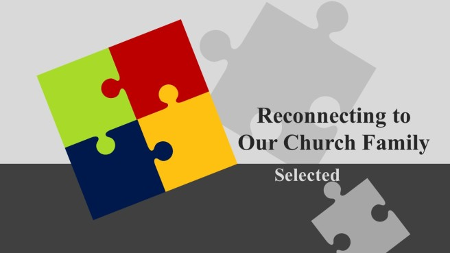 25 days of reconnecting sermon - part 3ed